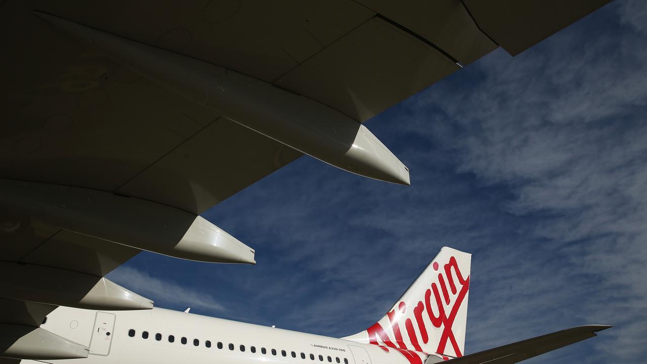 Virgin Australia Ltd. Chief Executive Officer John Borghetti Launches New Business Class Suite