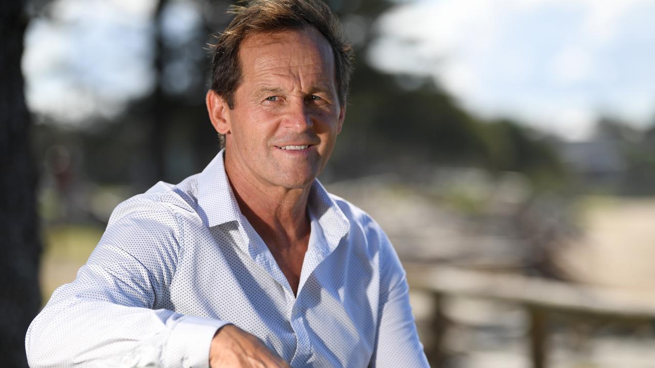 New Division 2 Sunshine Coast Councillor Terry Landsberg.