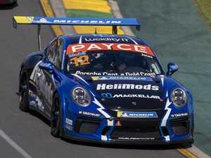 Jones savours online racing, keen to push in Porsche Cup