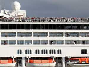 FINALLY HOME: CQ couples' cruise ship nightmare over