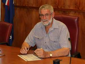 HONOURED: Deputy mayor ready for tough decisions