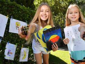 'Make someone smile': Colourful initiative takes off