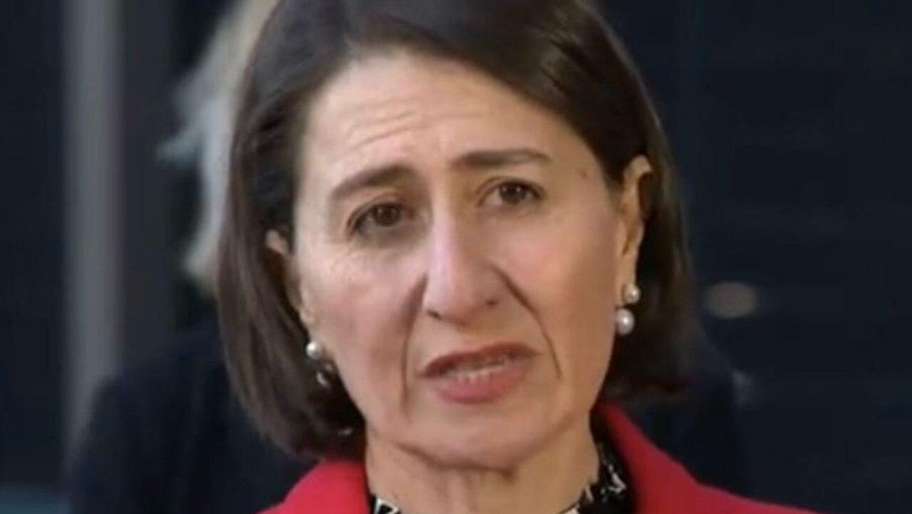 Twenty-nine new cases.... NSW Premier Gladys Berejiklian today.