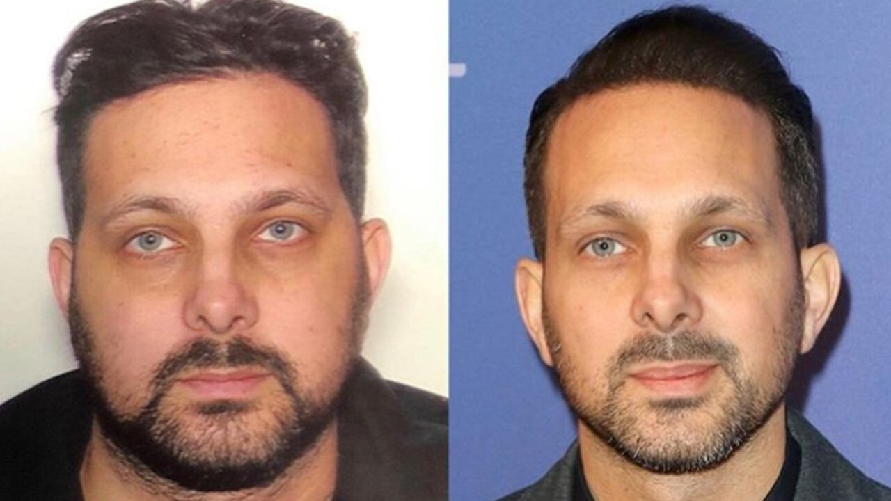 Dynamo went public with his battle with Crohn's disease two years ago when the condition flared up, pictured left. Photo: Instagram/@dynamomagician