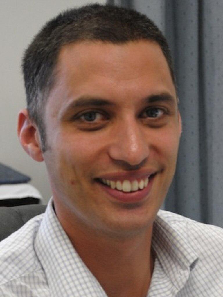 Epidemiologist Dr Charles Alpren. Picture: Sum