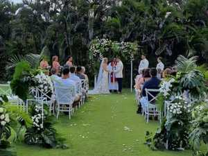 Seven guests infected after Bali wedding