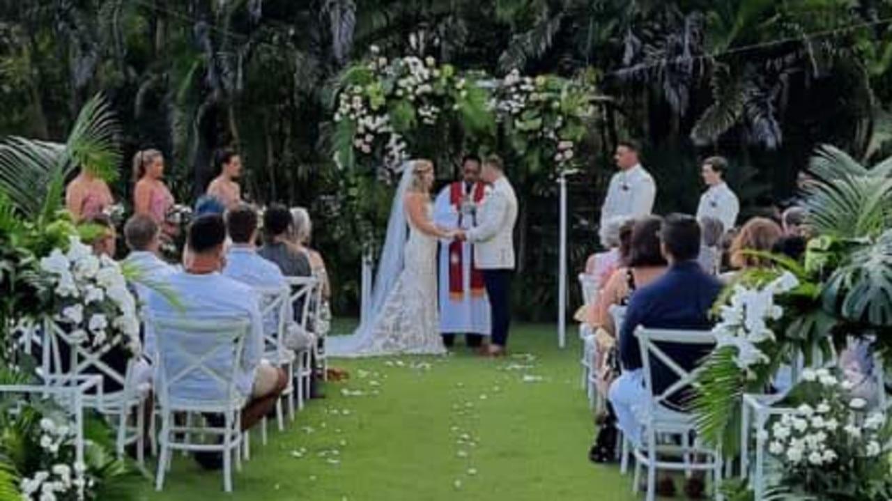 Bali wedding. Picture: Jess Muir