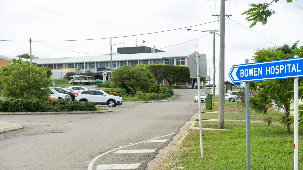 Bowen Hospital. Photo : Daryl Wright