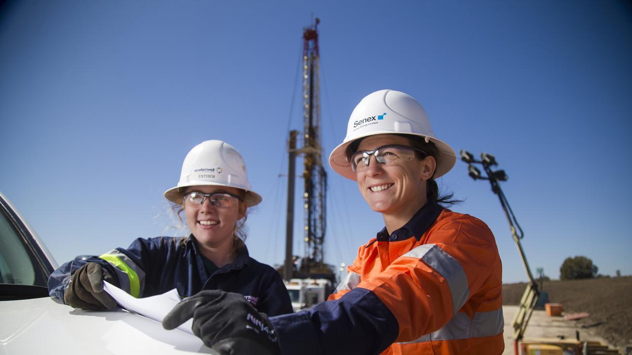 Senex, Surat Basin, coal seam gas, resources industry, oil and gas, southwest Queensland.