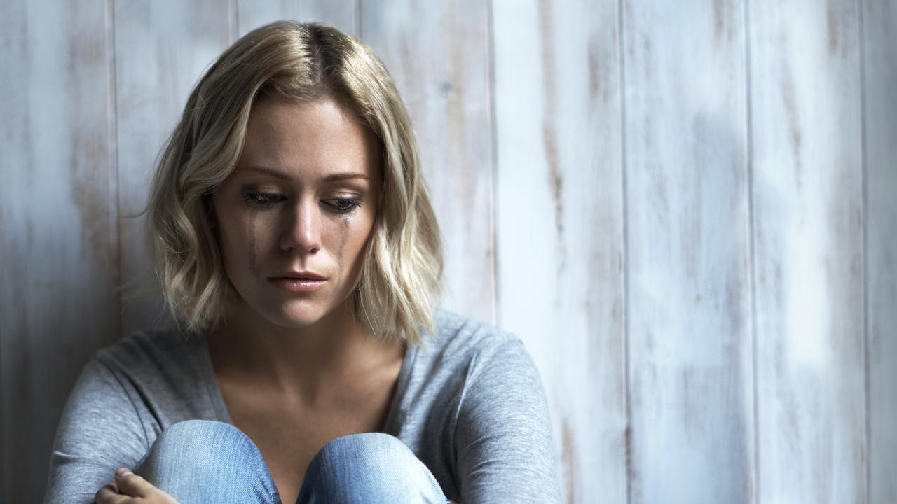 Beyond Blue has launched a dedicated phone line, staffed by mental health professionals briefed on the pandemic response. Photo posed by model. Picture: iStock