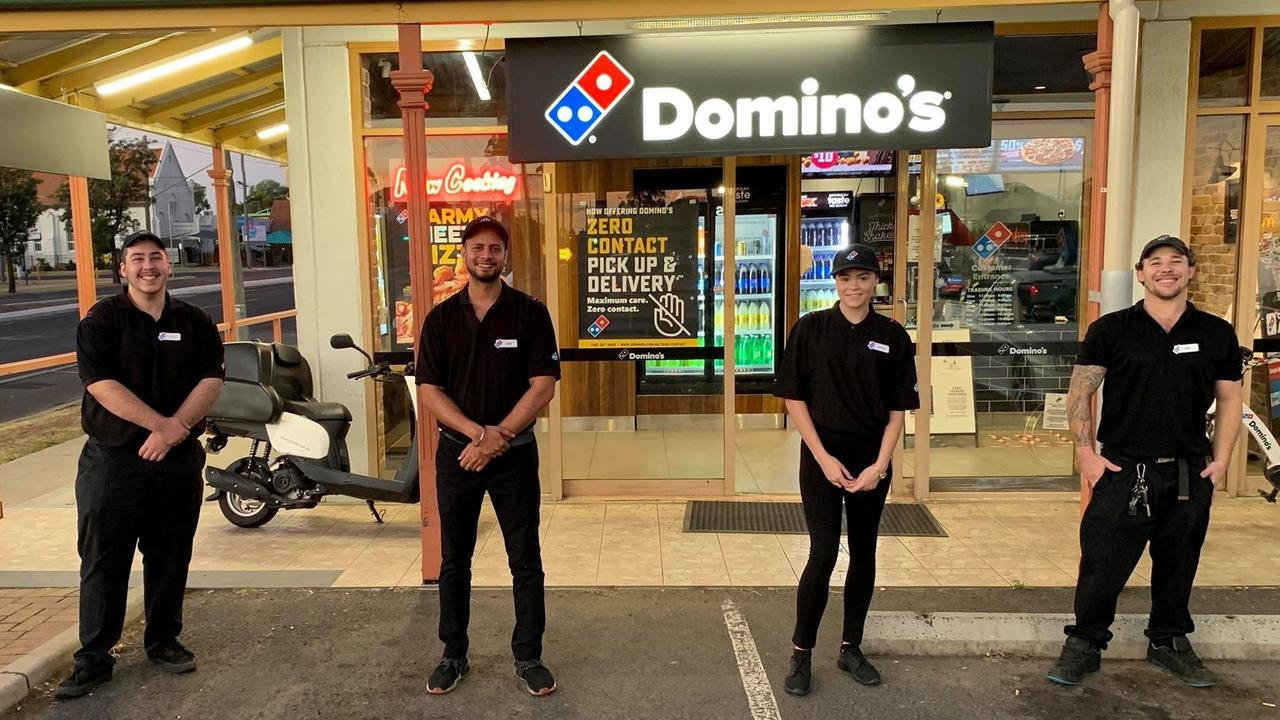 EMPLOYMENT OPPORTUNITY: Domino's Dalby are looking for some extra help amid COVID-19 crisis