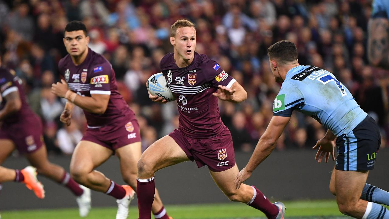 Will Suncorp Stadium host an Origin match this year? AAP Image/Dave Hunt.