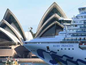 Ruby Princess crew warned of COVID-19 risk as probe begins