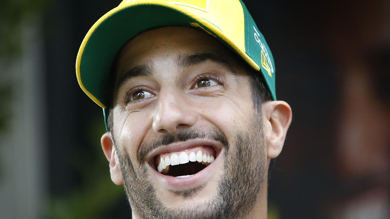 Australian F1 driver Daniel Ricciardo has left the door ajar for Red Bull.