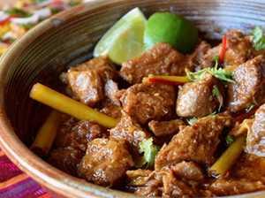 Trish offers Burmese cuisine the easy way