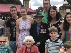 New Anzac tradition created for dad unable to march
