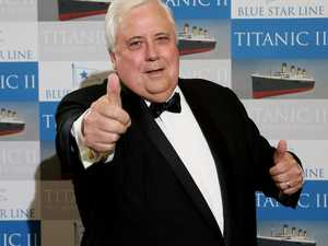 Clive Palmer's new party registered ahead of State Election