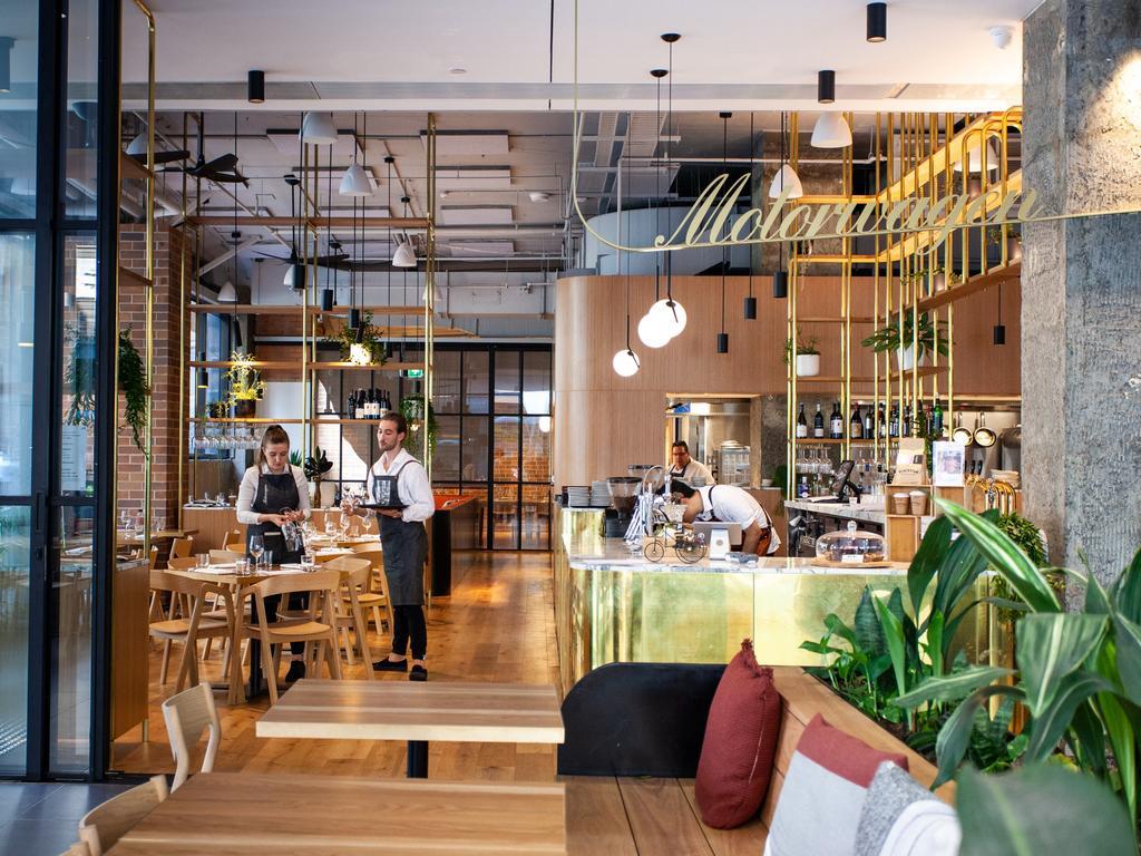 Motorwagen is one of many Brisbane restaurants taking part in No Biggie.