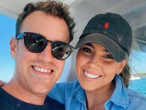 Television presenter's 'perfect' engagement