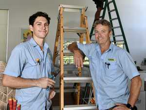 Apprentice 'saves' business after boss is in crash