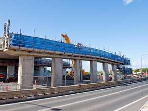 'Bitumen bandits' target Mackay Ring Road