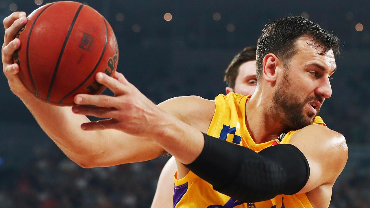 Andrew Bogut says the NBL must reform its Next Stars program. Picture: Getty Images