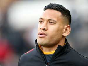 Folau's NRL return hits a speed bump