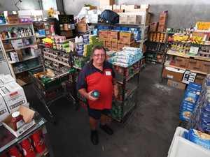 Food Bank isn't a Covid-19 victim