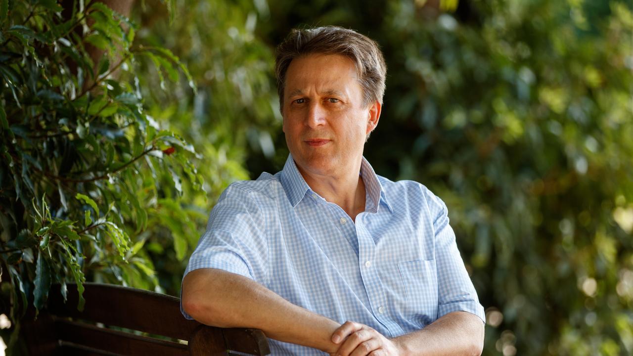 Professor Nikolai Petrovsky, a Flinders Uni expert whose vaccine against COVID is going into animal trials. Picture Matt Turner.