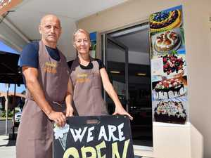 Cafe owners battle virus fears and setbacks