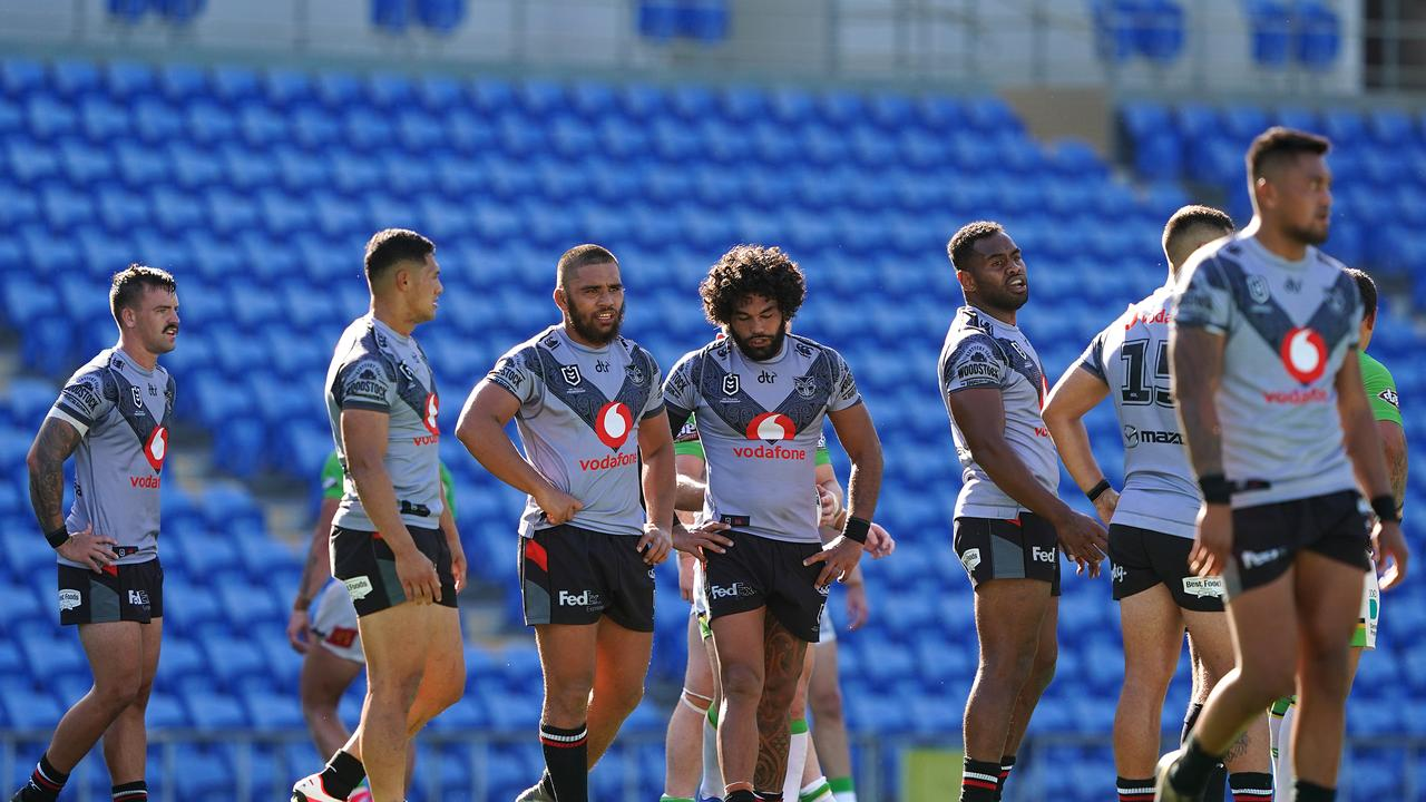 Warriors receive special permission to travel to Australia for ambitious start to NRL competition. Picture: File Image