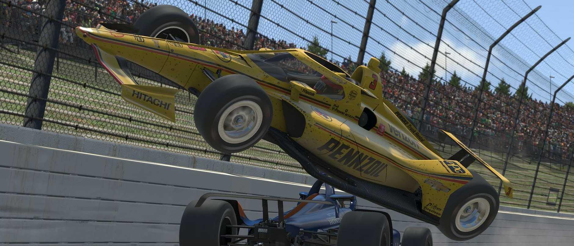 IndyCar iRacing Challenge - Firestone 175