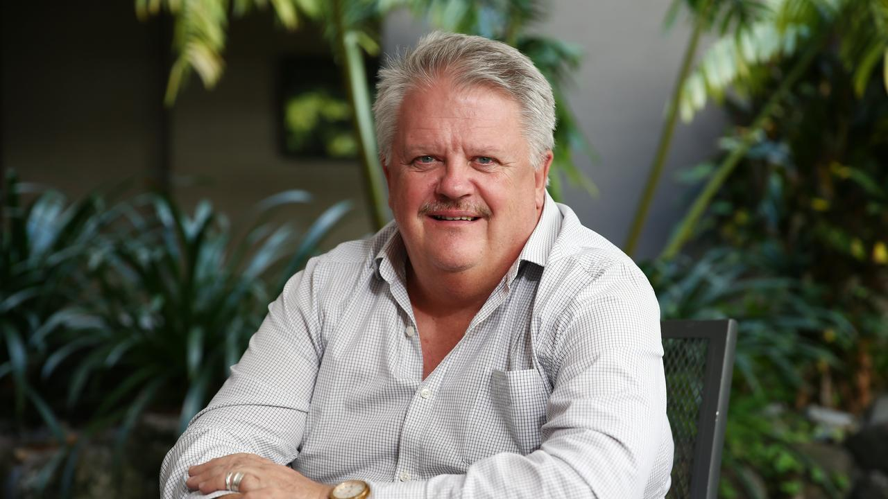 Local Government Association of Queensland chief executive Greg Hallam says councils are ready and willing to help in the coronavirus economic recovery. Pic: Brendan Radke