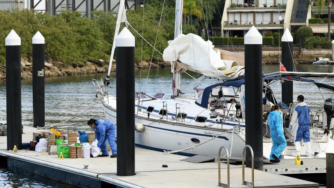 AFP got a tip from authorities in New Caledonia on Thursday about a suspicious boat which had just sailed into their waters from Mexico. Picture: AAP
