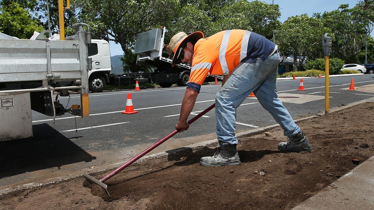 A $200 million capital works program is part of Queensland councils' battleplan to fight the coronavirus downturn. Picture: Brendan Radke