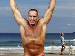 Popular Bondi strongman arrested in dramatic scenes