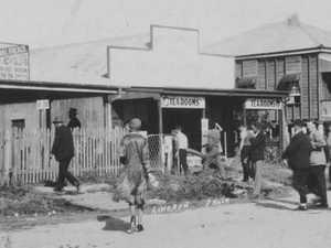 Flashback: the original railway station fast food