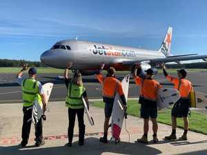 Airlines to resume flights from Ballina