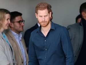 Prince Harry slammed for coronavirus comment