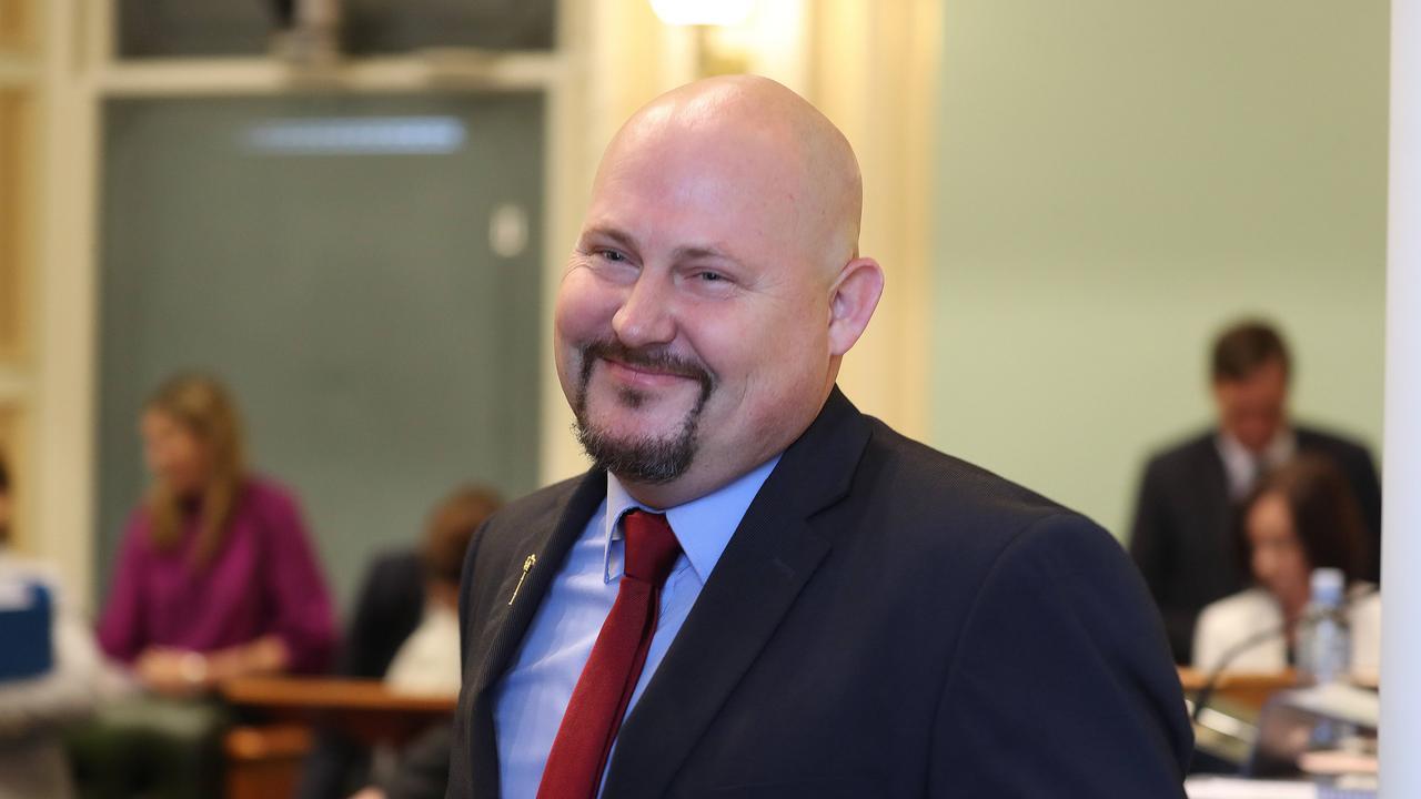 Speaker Curtis Pitt