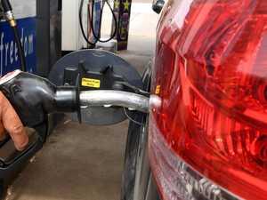 Tank of fuel costs man $800