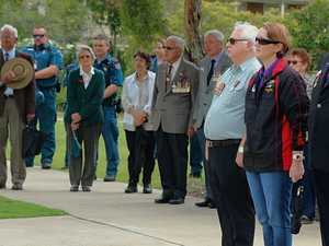 ANZAC DAY: 'Walk to the end of your driveway'