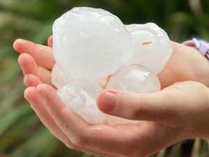 Hailstorm aftermath reveals widespread damage