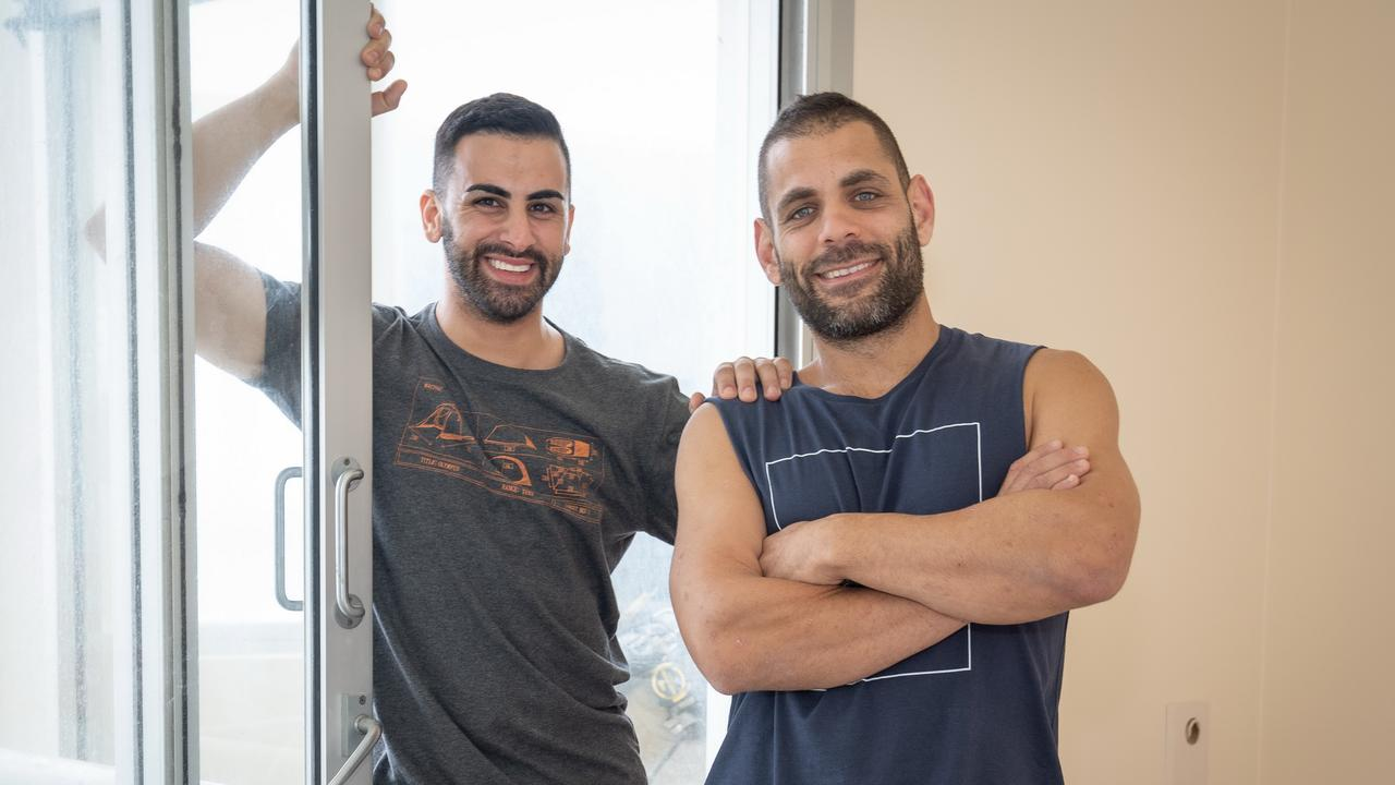 House Rules stars George and Laith reveal they're getting lots of female attention since appearing on the show. Picture: Supplied
