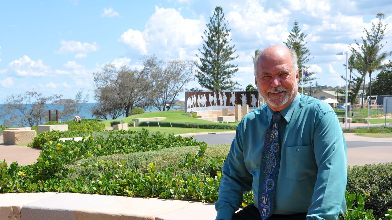 Former Livingstone mayor Bill Ludwig.