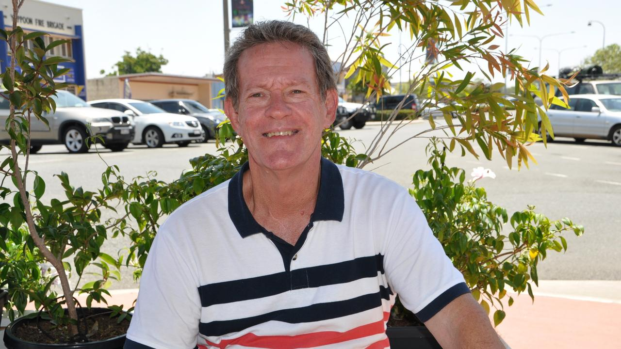Andy Ireland has been declared the new Livingstone Shire Council Mayor