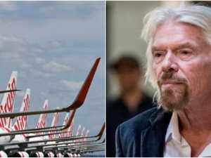 Billionaire Branson's searing open letter