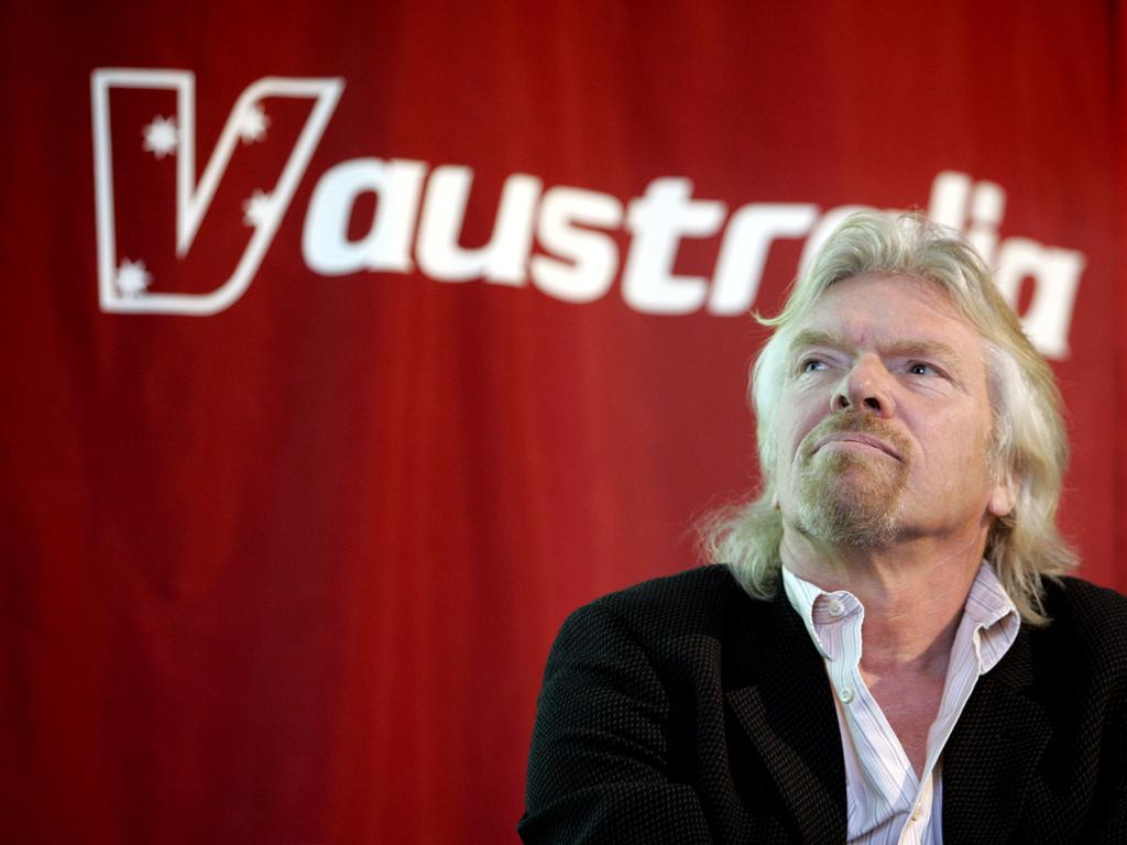 Sir Richard Branson charged Virgin Australia up to $150 million in fees to use the Virgin brand name.