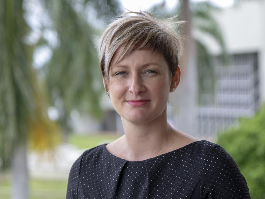 Former Mackay Regional Council deputy mayor, Amanda Camm. A new deputy mayor will be elected at today's meeting.