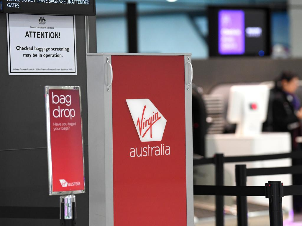 The airline has spent weeks appealing for a Federal Government lifeline. Picture: AAP Image/James Ross